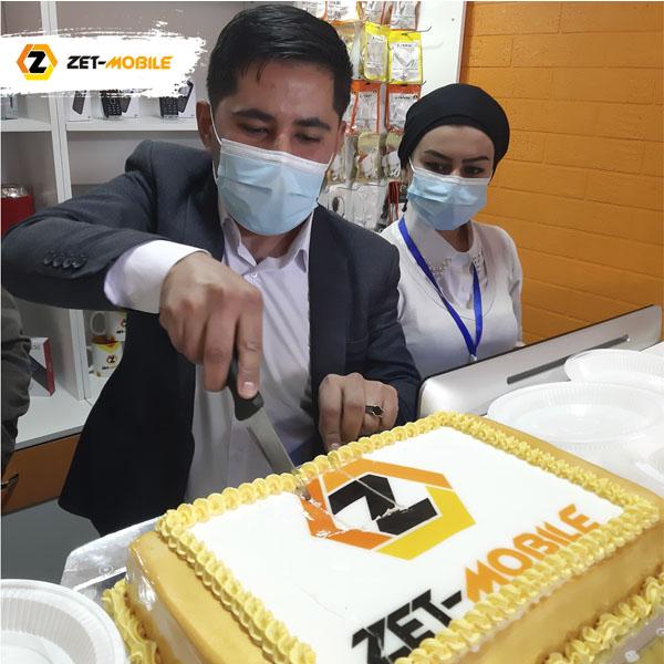 ZET-MOBILE открыл еще один офис обслуживания в городе Турсунзаде.