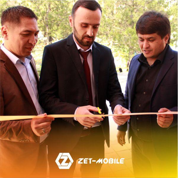 Открылся новый офис обслуживания ZET-MOBILE.