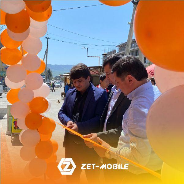 ZET-MOBILE открыл еще две эксклюзивные точки обслуживания.